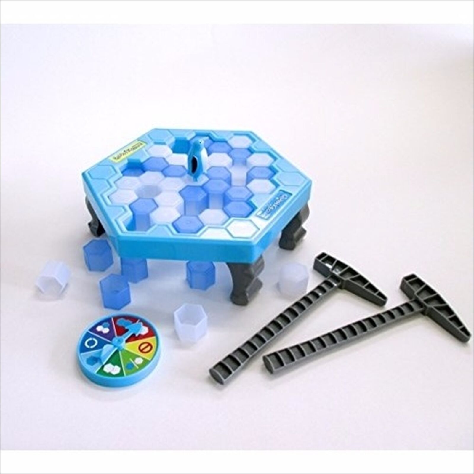 NEW Penguin Balance crush Ice Cube Game Home Home Home Party Very popular Yuai Toy Japan d2309a