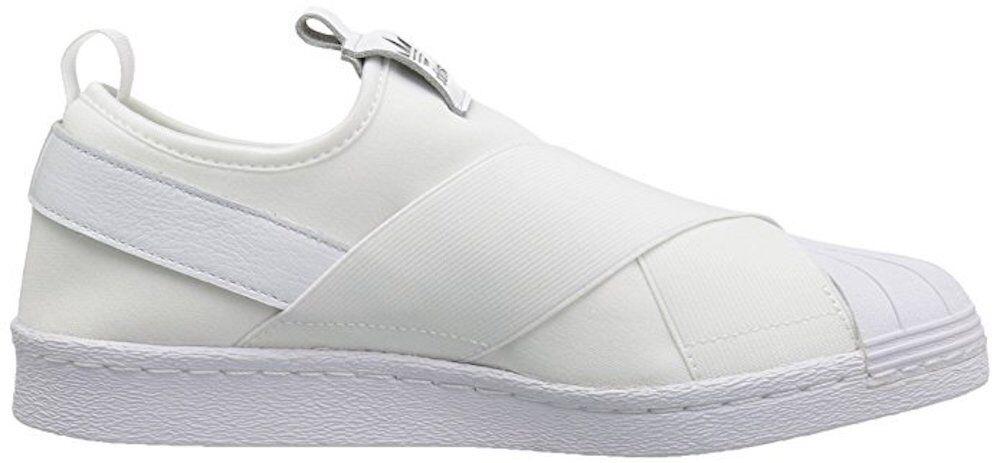 zapatillas Adidas on Superstar W 8e54fa Originals blanco negro zapatillas Superstar mujer Blanco Slip wwA0F1q