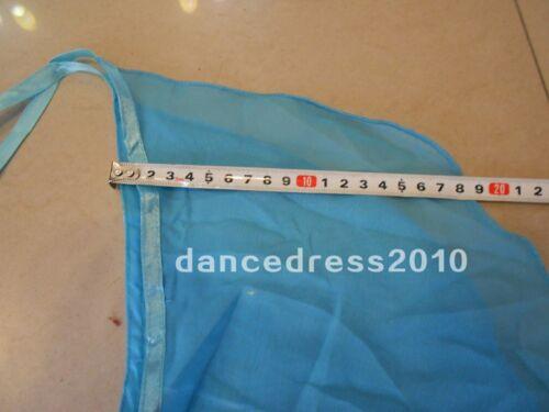 New Girls Chiffon Ballet Wrap scarf Skirt Dance Leotard Tutu skirt Dress 5Colors