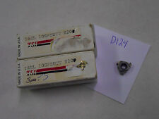New Listing13 New Tsi 16el 10spbutt Threading Carbide Inserts Grade K20 D124