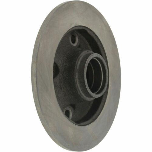 Centric 121.45019 Disc Brake Rotor-CTEK Standard Disc Brake Rotor-Preferred Rear