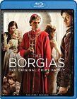 Borgias First Season 0097361447247 With Bosco Hogan Blu-ray Region a