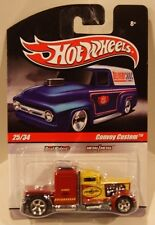 Hot Wheels 2010 Slick Rides Convoy Custom Real Riders/Metal Pennzoil