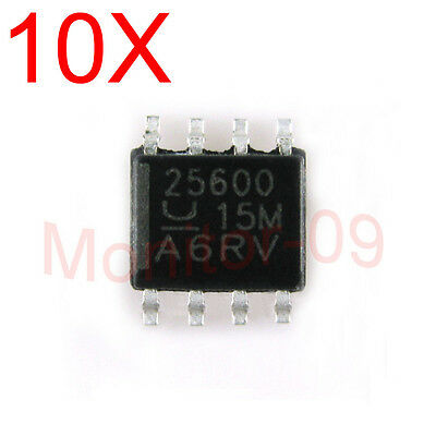 10pcs 25600 UCC25600 UCC25600DR SOP-8