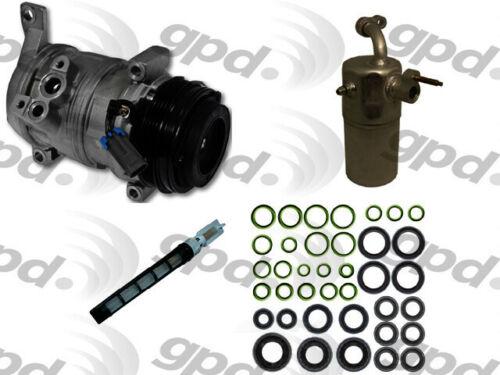 A//C Compressor /& Component Kit-New A//c Compressor Kit Global 9611809