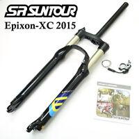 2016 Sr Suntour Epixon Xc Mtb 27.5 Suspension Air Fork Remote Manual Lockout