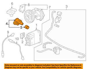 Details about GM OEM-Vapor Canister Purge Valve 12630282