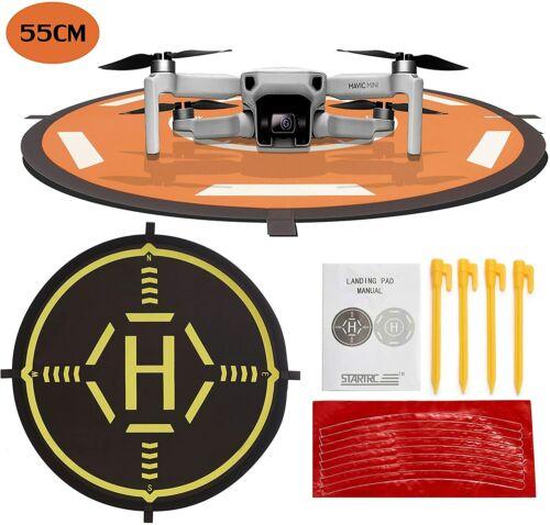 Drone Parking Apron Landing Pad 56cm For DJI Mavic Air 2 Mavic Pro Spark Drones