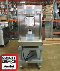 Taylor 702 27 Commercial Soft Serve Freezer Single Flavor W Equipment Stand Ebay