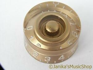 GOLD-SPEED-KNOB-ELECTRIC-GUITAR-LP-VOLUME-TONE-NEW