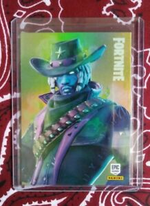 CALAMITY 253 LEGENDARY OUTFIT HOLOFOIL FORTNITE EPIC GAMES 2019