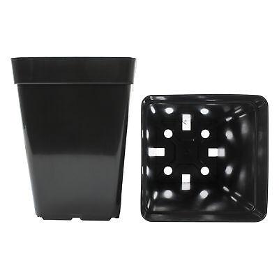 4-kant Topf 15 X 15 X 20 Cm Pflanz-container Hydrokultur Rosen Viereckig Grow