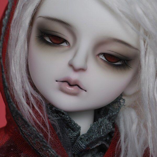 DOLLMORE Dollpire Kid Boy - Ash Pathos : Roo - LE 10