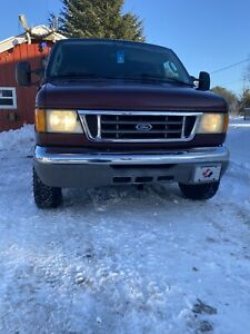 Ford E350 6 L Diesel