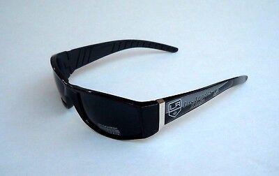 Los Angeles LA Kings Sunglasses UV 400 New Great Look!!