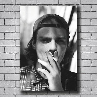 Album Cover Mac DeMarco Salad Days Rock Music Singer Hot Poster-16x16 24x24 Y-44