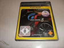 PlayStation 3  PS 3  Gran Turismo 5 [Platinum]