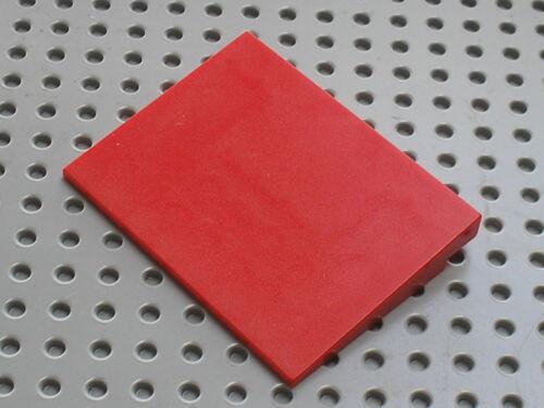 Red Slope brick 4515 LEGO Set 3433 6543 8671 8654 8143 6561 6334 10036 ...
