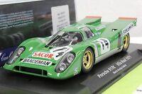 Fly 88318 Porsche 917k David Piper Vila Real 1/32 Slot Car In Display Case
