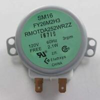 Sharp Microwave Turntable Motor Rmotda252wrzz, Sm16, Fy26m2h3, Rmotda264wrzz