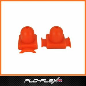 FloFlex Ford Escort MK3 Rear Suspension /& Chassis Bushes in Poly Polyurethane