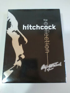 THE-ALFRED-HITCHCOCK-COLLECTION-7-X-DVD-DELUXE-BOX-Region-2-Espanol-Ingles