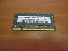 ORIGINALE Hynix RAM 2gb pc2-6400s-666-12