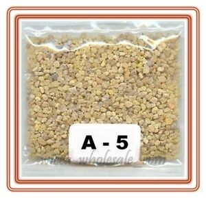 Natural Organic A Grade Frankincense Resin Incense Granular 1 lb