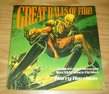 Great Balls of Fire! SC FN history of sex in science fiction by harry harrison
