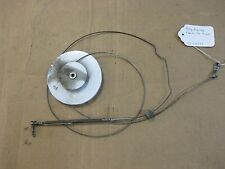 Beechcraft Bonanza Elevator Tab Bungee Cable Assembly (35-524632)