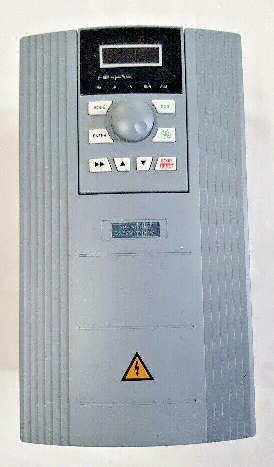 3 phase digital converter 4kw 5.5hp, input 240 volt 1 phase output 415 3 phase