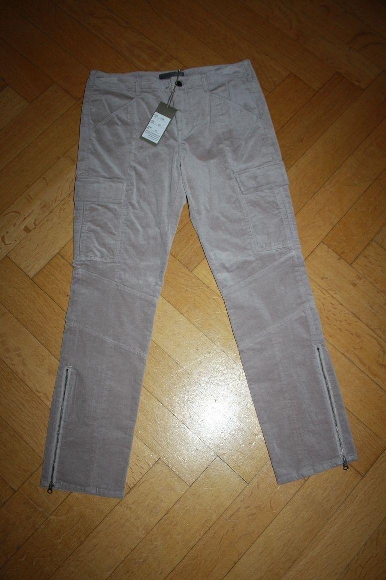 Velvet-Cargo Pants FFC Größe 40 NEW Stretch Sand Colours