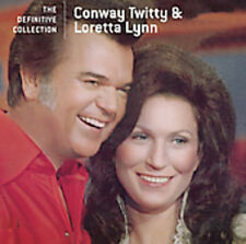 Conway Twitty - Definitive Collection [New CD] Rmst