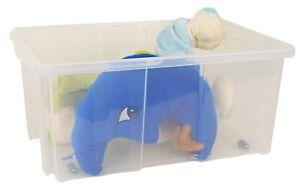Aufbewahrungsbox-Stapelbox-Rollbox-Spielzeugkiste-Rollenbox-Kiste-60x26-5x29cm