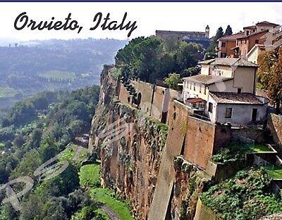 TROPEA CALABRIA Italy Travel Souvenir Flexible Fridge Magnet