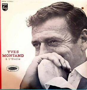 Disco-33-RPM-Yves-Montand-LA-ESTRELLA