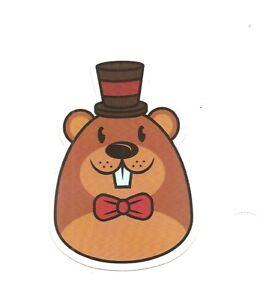 Autocollant La Taupe Dessin Humour Comics Cartoon Fun Stickers Ebay