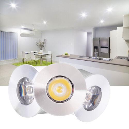 LED Spot Lights 3W GU10 MR16 GU5.3 Bulbs 110V 220V 12V 15W Equivalent Lamps Mini