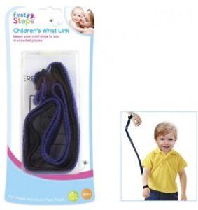 5fc39c96ab5 First Steps Children s Wrist Link Safety Strap 6 Months + Keep Your ...