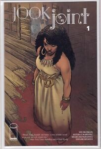 JOOK-JOINT-1-Mike-Hawthorne-VARIANT-cover-Image-1st-Printing-HOT-Unread-NM
