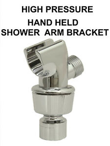 Shower Arm Mount Bracket Hand Held Modified 4 High Pressure Premium