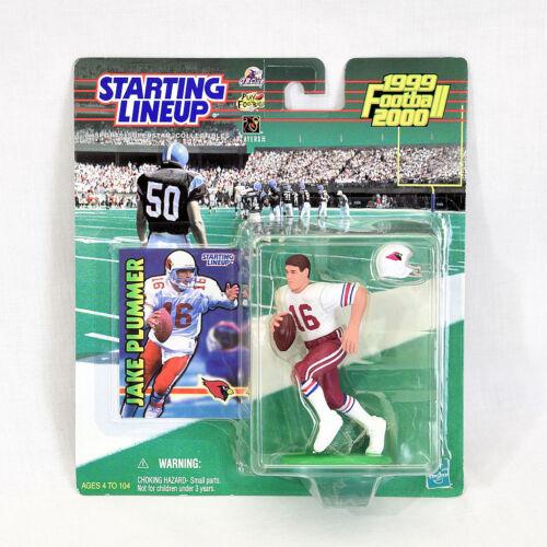 "1999 Hasbro Starting Lineup Football Figure 4/"" Jake Plummer #16 Cardinals NEW"