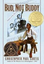 Bud, Not Buddy by Christopher Paul Curtis (1999, Hardcover)