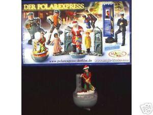 """""""Le Polar Express"""" 2004 allemand ELFSÄNGER AVEC BPZ"""" D""""-afficher le titre d`origine ErZEvZC9-09172659-474757286"""