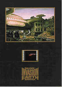 DALEKS-INVASION-EARTH-Dr-Doctor-Who-Limited-Edition-Film-Cell-PLUS-BOOK