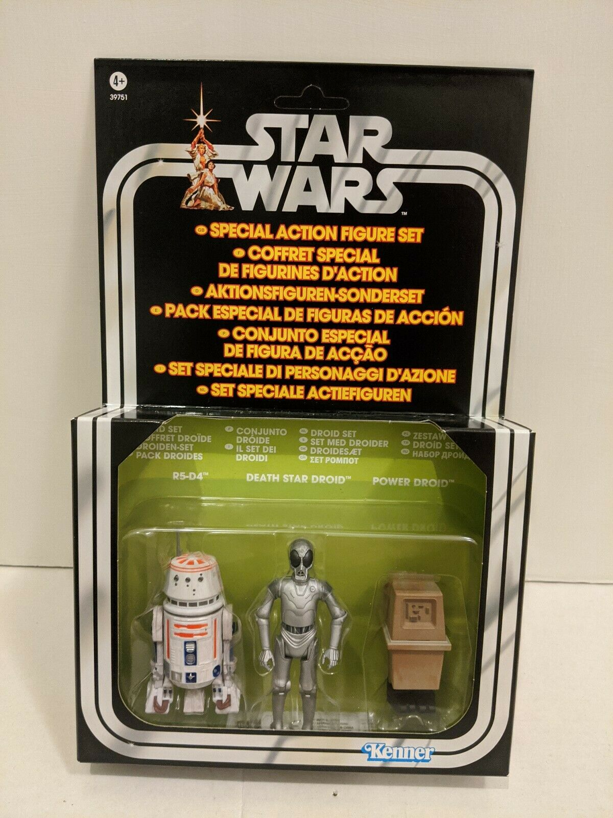 Star Wars Vintage Collection Droid Action 3 Pack
