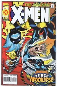 AFTER XAVIER THE AGE OF APOCALYPSE NM- THE ASTONISHING X-MEN #1-#4 SET