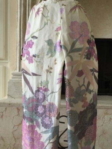 Beautful Printed 6 Floral Collezioni Dress PantsMaat Armani 0NnwOvm8