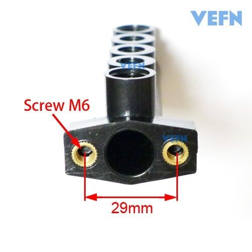 2x VEFN Tyre Tire Changer Foot Pedal Air Control Valve TCP54