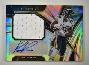 2019-Select-Jumbo-Rookie-Signature-Swatches-Prizm-JM-RR-Riley-Ridley-99